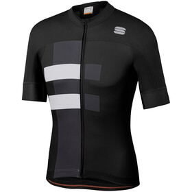 Sportful Bold Jersey Heren, black white